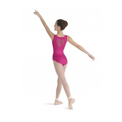 Bloch balletpakje Heart Tank Leo CL7905