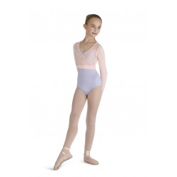 Bloch balletvestje Cord Wrap Top M722C