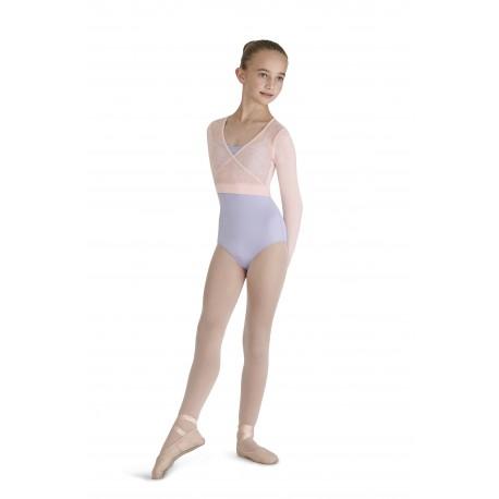 Bloch balletvestje Cord Wrap Top M722C